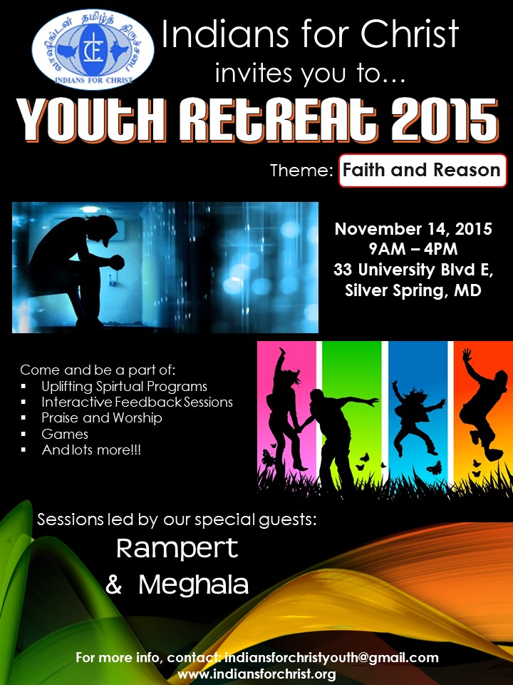 Youth Retreat 2015