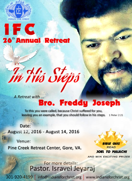 IFC 26th Retreat