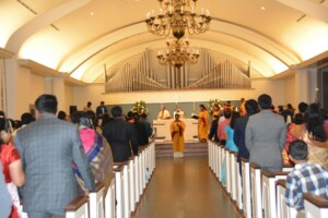 Sunday Service @ Indians For Christ Tamil Church